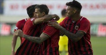 Süper Lig'in en fazla puan toplayan 6. takımı: Gençlerbirliği