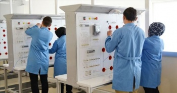 Teknik lisenin mezunları sanayiciler tarafından kapışılıyor