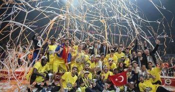 THY Avrupa Ligi'nin en başarılı Türk takımı Fenerbahçe
