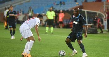 Trabzonspor sahasında Yeni Malatyaspor'u 3-1 mağlup etti