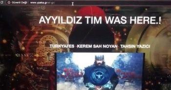 Türk hackerlar Yunanistan Çevre ve Enerji Bakanlığı!nın sitesini hackledi