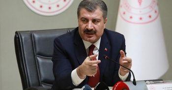 Türkiye'de koronavirüste son durum: 1572 yeni vaka, 47 can kaybı