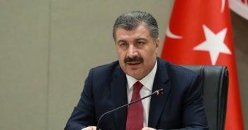 Türkiye'de koronavirüste son durum: 1596 yeni vaka, 45 can kaybı