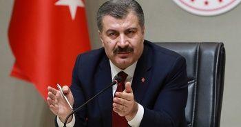 Türkiye'de koronavirüste son durum: 1612 yeni vaka, 53 can kaybı