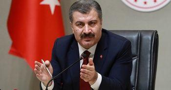 Türkiye'de koronavirüste son durum: 1761 yeni vaka, 52 can kaybı