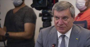 Ukrayna Başbakan Yardımcısı Uruskiy, savunma sanayisinde Türkiye'nin örnek alınmasını istedi