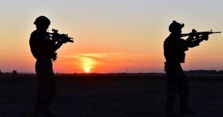 5 terörist Şırnak'ta güvenlik güçlerine teslim oldu