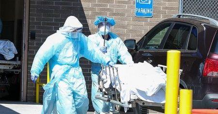 ABD'de Kovid-19 salgınında ölenlerin sayısı 204 bin 126'ya çıktı
