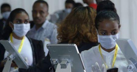 Afrika'da Kovid-19 vaka sayısı 1 milyon 480 bini aştı
