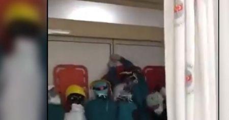Ankara Valiliği'nden hastanede meydana gelen olaya ilişkin açıklama