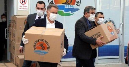 Atakum Belediye Başkanı'nın Kovid-19 testi pozitif çıktı