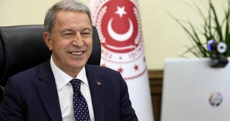 Bakan Akar, Amerikan Türk Konseyi Konferansı'na katıldı