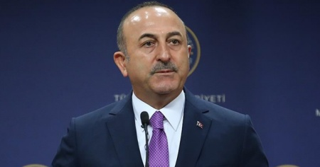 Bakan Çavuşoğlu: Her yerde 'Dünya 5'ten büyüktür' demeye devam edeceğiz