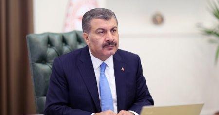 Bakan Koca, DSÖ'ye 2021'in 'Sağlık Çalışanları Yılı' olarak seçilmesini önerdi