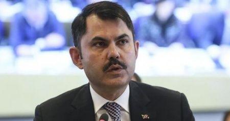 Bakan Kurum'dan İstanbul depremi açıklaması