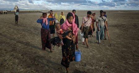 Bangladeş'ten uluslararası topluma 'Arakan' çağrısı
