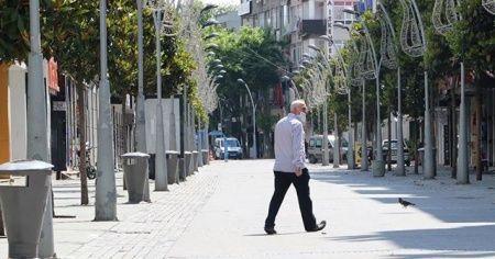 Bayat'ta 65 yaş üstü vatandaşlara kısıtlama getirildi