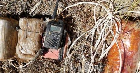 Bitlis'te PKK'lı teröristlerce toprağa gömülen 3 el yapımı patlayıcı imha edildi