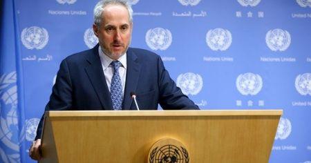 BM'den Putin'in Kovid-19 aşısı teklifine cevap