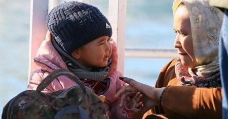 BM: Ege adalarındaki sığınmacılar 'kabul edilemez' şartlarda yaşıyor