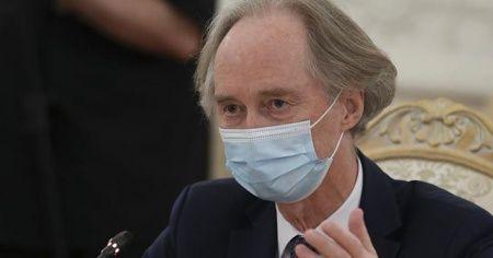 BM Suriye Özel Temsilcisinden Rusya ve ABD'ye Suriye'de diyaloğu artırma çağrısı