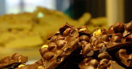 Bu çikolata dünyada tek