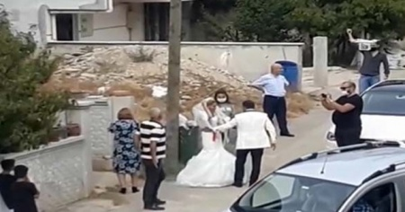 Bursa'daki düğünde silahla ateş edenlere ceza yağdı