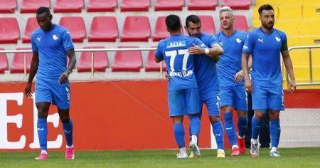 Büyükşehir Belediye Erzurumspor deplasmanda kazandı