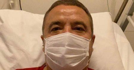 Büyükşehir Belediyesinden Başkan Böcek'in sağlık durumu ile ilgili açıklama