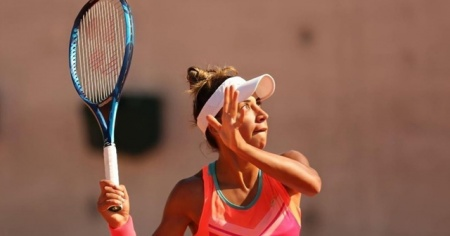Çağla Büyükakçay, Roland Garros'a veda etti