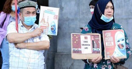 Çin'in son 3 yılda Uygurlara ait yaklaşık 8 bin 500 dini mekanı yok ettiği iddiası