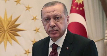 Cumhurbaşkanı Erdoğan'dan Japonya'nın yeni başbakanına tebrik mektubu