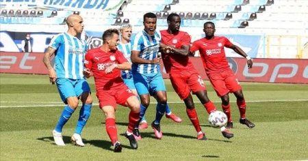 Demir Grup Sivasspor deplasmanda galip