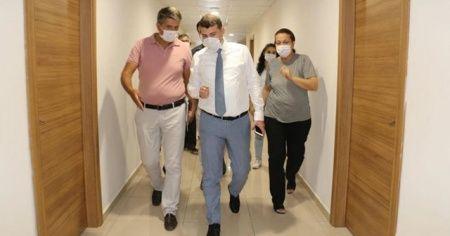 Diyarbakır'da 106 kişi karantina kuralına uymadıkları gerekçesiyle yurda yerleştirildi