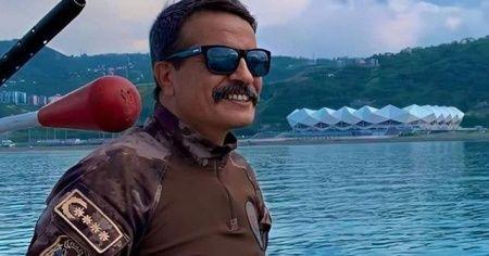 Trabzon Emniyet Müdürü Alper, 'Karabağ'a böyle mesaj gönderdi