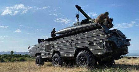 Ermenistan, Azerbaycan'a karşı Toçka-U taktik füze sistemlerini kullandı