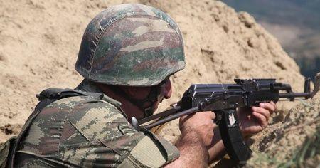 Ermenistan'dan Azerbaycan'a saldırı!