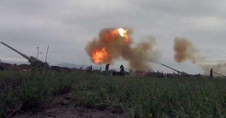 Ermenistan güçleri kuşatma altına alındı