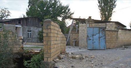 Ermenistan ordusu Azerbaycanlı sivilleri hedef alıyor