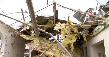 Ermenistan ordusu Terter ve Ağdam sivil yerleşim birimlerini vurdu