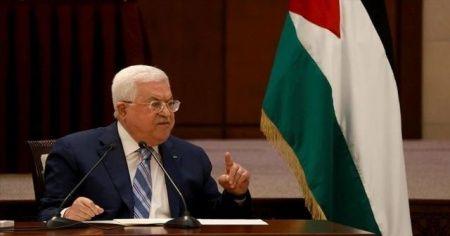 Filistin Devlet Başkanı Abbas ABD ile diyalog için baskıları reddediyor