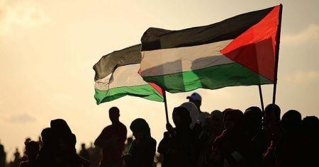 Filistin, Katar ve Cezayir'in duruşunu takdir etti