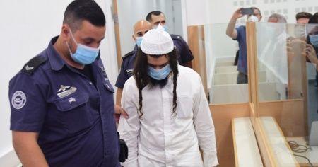 Filistinli aileyi katleden fanatik Yahudi'ye müebbet hapis
