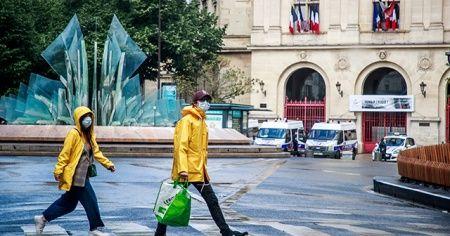 Fransa'da son 24 saatte 12 bin 845 korona virüs vakası