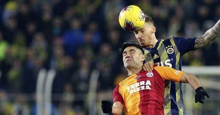 Galatasaray derbide Fenerbahçe'yi ağırlayacak