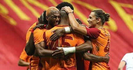 Galatasaray'ın Rangers maçı kamp kadrosu belli oldu