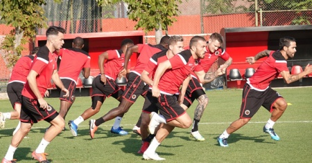 Gençlerbirliği, Konyaspor maçına hazır