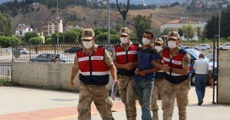 Hatay'da ormanlık alanı ateşe verdiği iddiasıyla yakalanan şüpheli tutuklandı