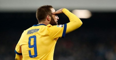 Higuain Inter Miami'de
