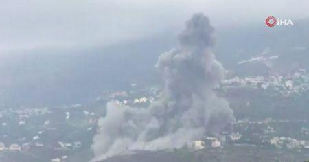 Hizbullah kaynakları: 'Lübnan'da patlama mayınların toplandığı merkezde yaşandı'